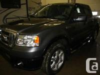 Make Ford Model F-150 SuperCrew Year 2008 Colour Grey