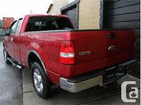 Make Ford Model F-150 Year 2008 Colour Red kms 202312