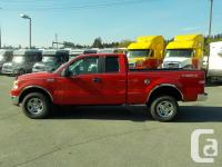 Make Ford Model F-150 Year 2008 Colour Red kms 141050