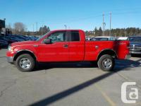 Make Ford Model F-150 Year 2008 Colour Red kms 139630