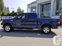 Make Ford Model F-150 Year 2008 Colour Blue kms 260957