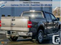 Make Ford Model F-150 Year 2008 Colour Grey kms 135112