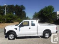 Make Ford Model F-250 SD Year 2008 Colour White kms