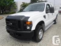 Make Ford Model F-250 Year 2008 Colour White kms