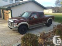 Make Ford Model F-350 Year 2008 Colour bronze and red