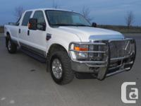 Make Ford Model F-350 Year 2008 Colour White kms
