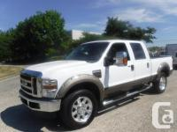 Make Ford Model F-350 SD Year 2008 Colour White kms