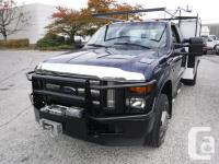 Make Ford Model F-350 SD Year 2008 Colour Blue kms