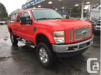 Make Ford Model F-350 SD Year 2008 Colour Red kms