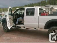 This fully equipped, 1 Ton pickup truck is one of the