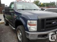 Make Ford Model F-350 Year 2008 Colour BLUE kms 267695