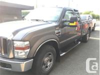 Make Ford Model F-350 Year 2008 Colour Blue kms 126000