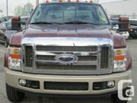 2008 Ford F-450 , 4 door Truck Crew Cab , Drive train