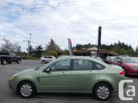 Make Ford Model Focus Year 2008 Colour Green kms