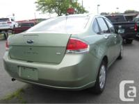 Make Ford Model Focus Year 2008 Colour Green kms 77454