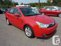 2008 Ford Focus SES 2.0L, 4door Automatic transmission,