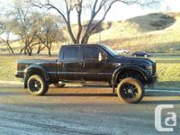 2008 Ford F-350 Harley Davidson 105th Aniversary Pickup