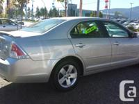 2008 Ford Fusion SE- 2.3L 4 Cylinder, Automatic, FWD,