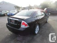 Make Ford Model Fusion Year 2008 Colour Black kms