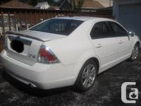 Make Ford Version Combination Year 2008 Colour White