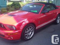 Coastal Ford Burnaby   2008 Ford Mustang Shelby GT500