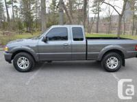 See video below!!! 2008 Ford Ranger Sport 4X4 Ext Cab