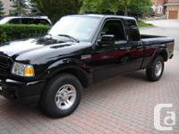 2008 Ford Ranger,  Extn-Cab,  Safety & E-test,  Ready