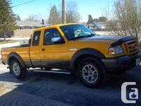 Nice clean, solid truck.  Well maintained, many extras