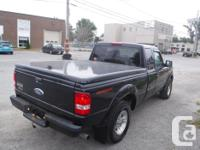 Make Ford Model Ranger Year 2008 Colour BLACK kms