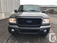Make Ford Model Ranger Year 2008 Colour grey kms 97000