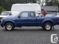 Make Ford Model Ranger Year 2008 kms 186000 Trans