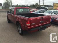 Make Ford Model Ranger Year 2008 Colour RED kms 107000