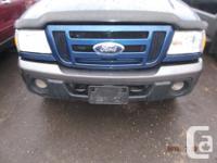 Make Ford Model Ranger Year 2008 Colour Blue kms