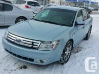 Make Ford Model Taurus Year 2008 Colour Blue kms