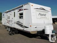 2008 FOREST RIVER FLAGSTAFF 29BH Travel Trailer