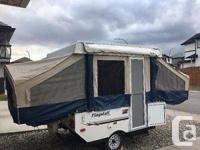 2008 Forest River Flagstaff MAC / LTD 176ED Tent
