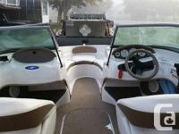2008,H190 Fourwinns Bowrider,comes with painted