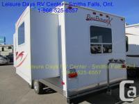 2008 Cruiser RV Coyote Fun Finder X 230DS Travel