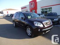 2008 GMC Acadia SLT, AWD: This truck is in great shape