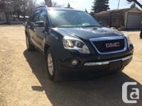 Make GMC Model Acadia Year 2008 Trans Automatic kms
