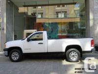 Make GMC Model Sierra 1500 Year 2008 Colour White kms
