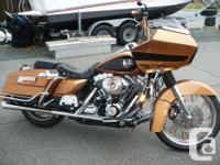 2008 Harley Davidson Road Glide FLTR Anniversary