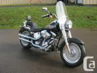 2008 Harley Davidson Softail Fatboy Very Clean Low