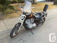 Make Harley Davidson Model Sportster Year 2008 kms