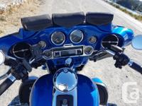 Make Harley Davidson Model Electra Glide Year 2008 kms