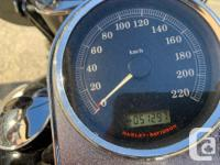 Make Harley Davidson Model Softtail Year 2008 kms
