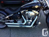 Make Harley Davidson Year 2008 kms 35000 Stock 2008