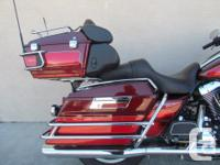 2008 Harley Ultra Classic beautiful condition $14900