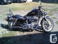 2008XL Sportster 883 with 1200 Big Bore Screaming Eagle