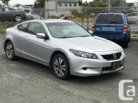 2008 Honda Accord EX Coupe AT $9,900 Condition: Used
